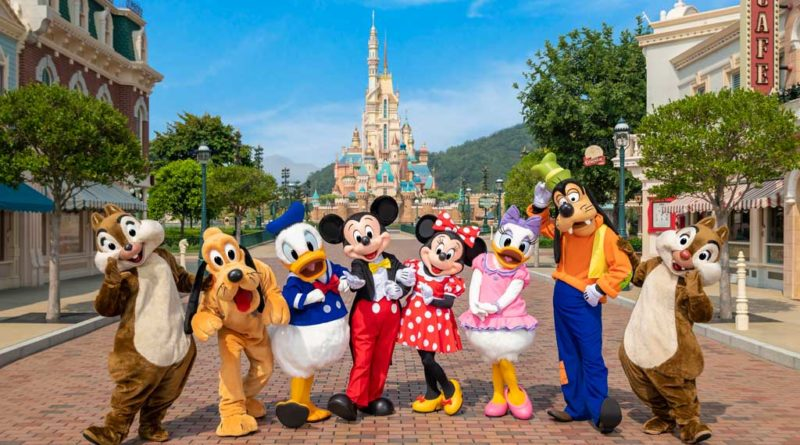 Hong Kong Disneyland - Castle of Magical Dreams
