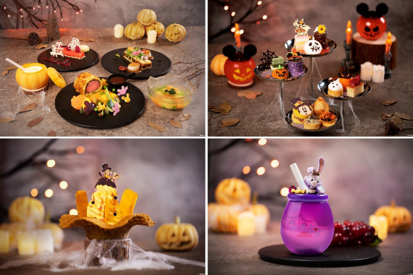 Shanghai Disneyland Halloween 2020