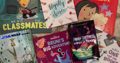 Fall 2020 Disney Books