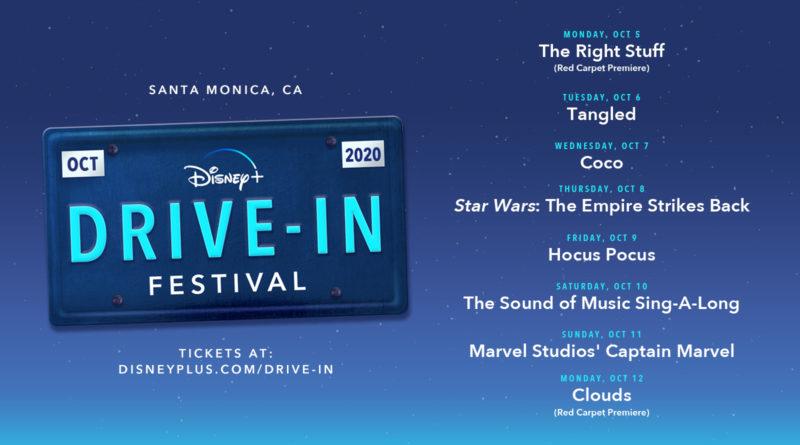 Disney+ Drive In