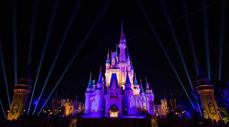 Cinderella Castle - Lakers