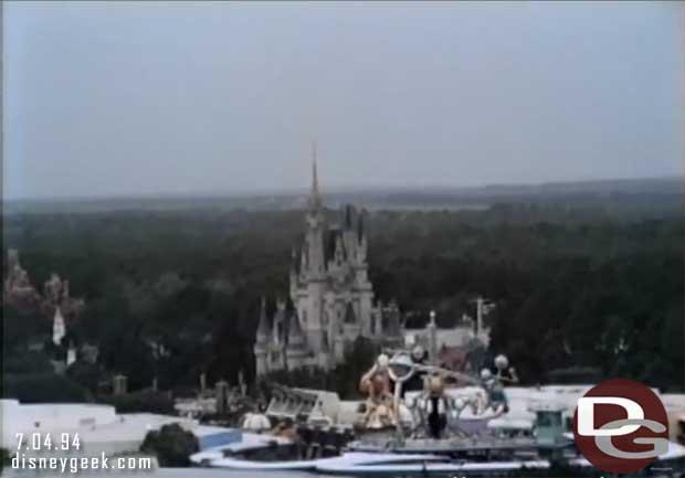 1994 Contempoary View - Cinderella Castle