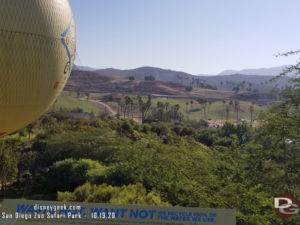 San Diego Zoo Safari Park - African Plains Overlook