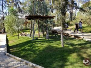 San Diego Zoo Safari Park - Kangaroo Walk