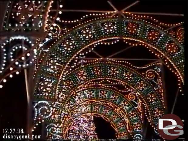 Lights of Winter @ Epcot