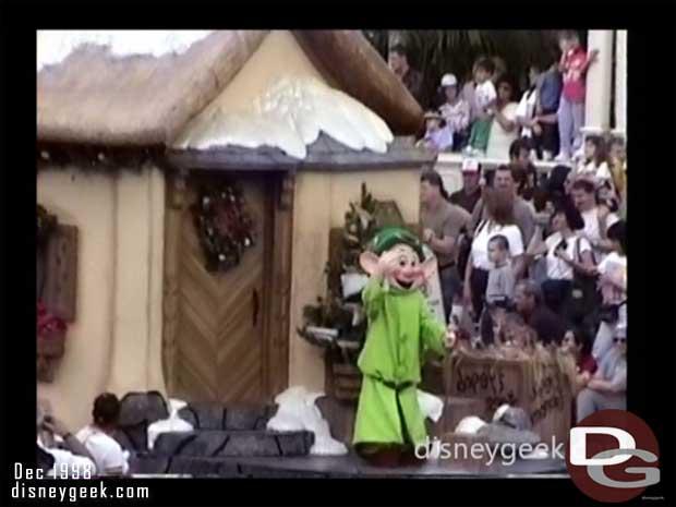 1998 - Very Merry Christmas Parade