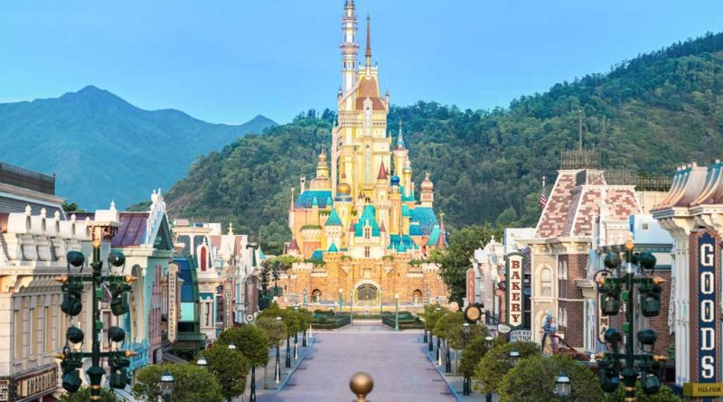 Hong Kong Disneyland 15th Anniversary