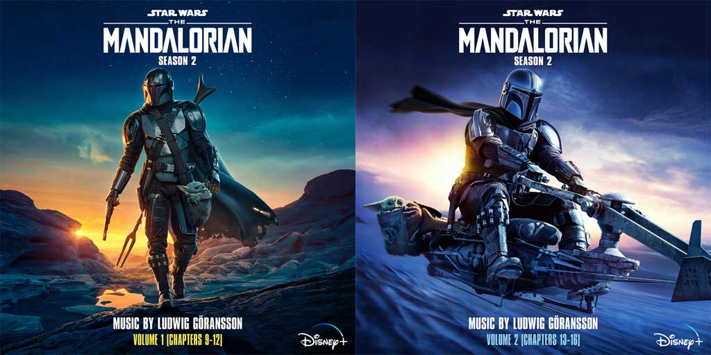 Mandalorian Season 2 Soundtrack