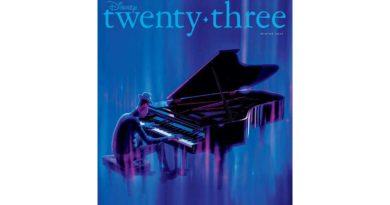 Disney Twnety Three Magazine Winter 2020