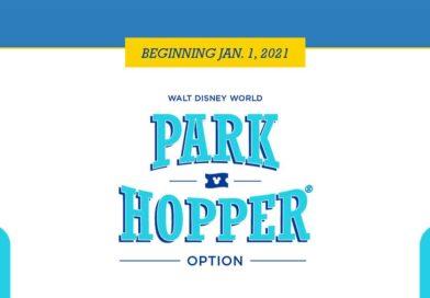 Park Hopping Announcement