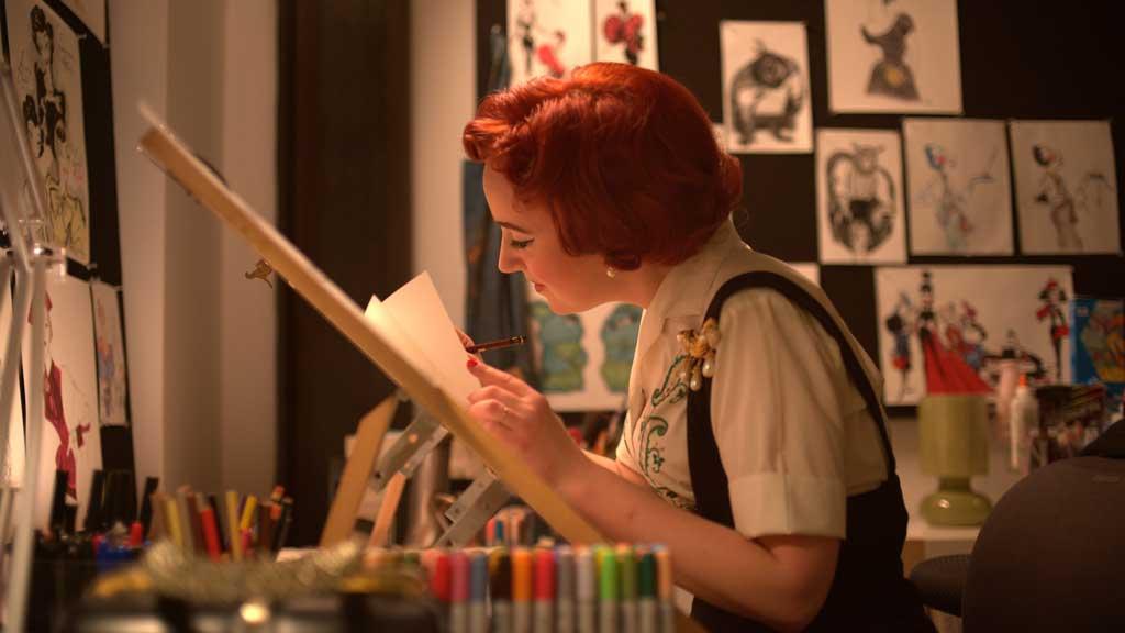 Inside Pixar - Deanna Marsigliese
