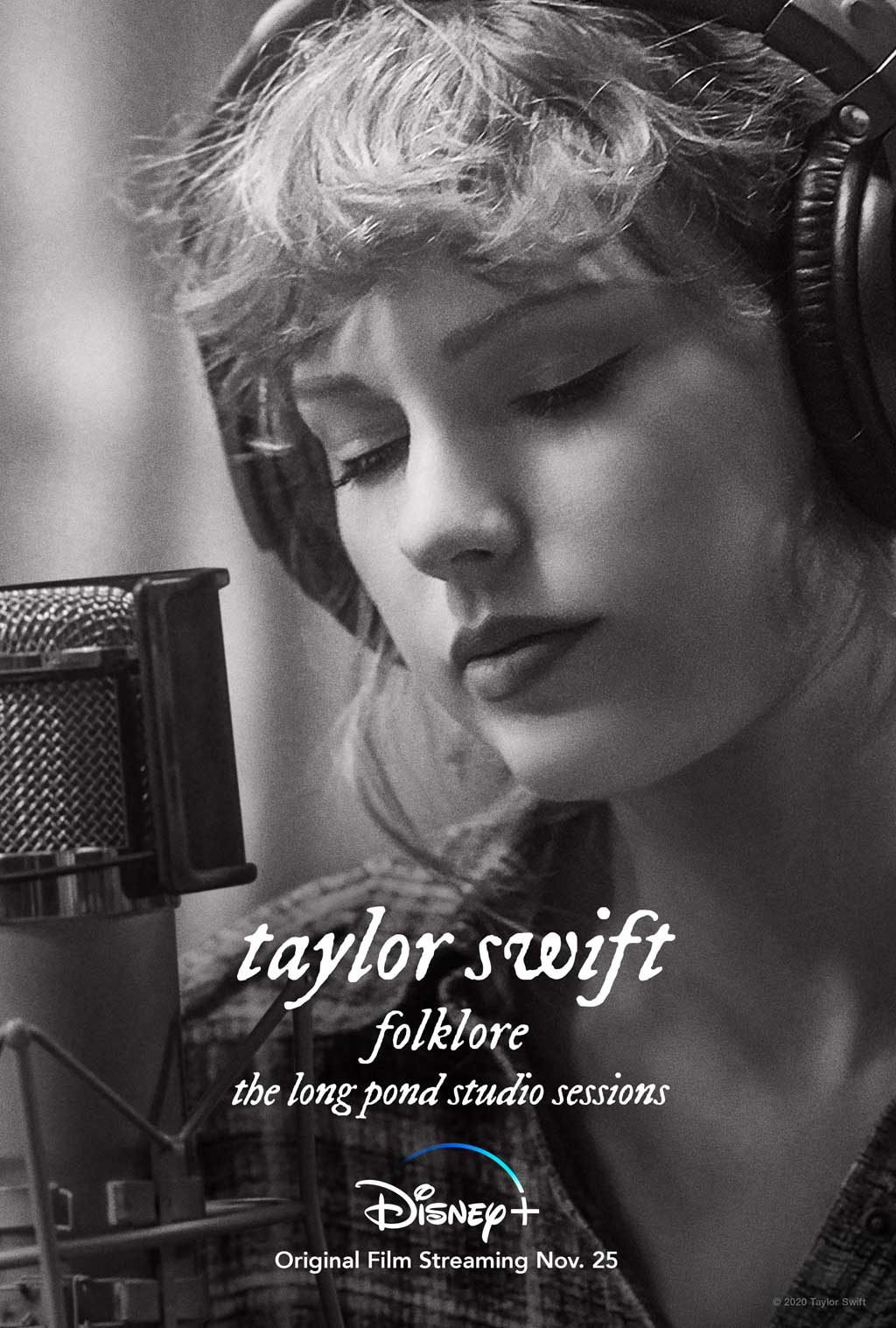 "TAYLOR SWIFT'S ""folklore: the long pond studio sessions"""