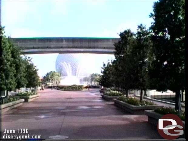 Epcot 1996