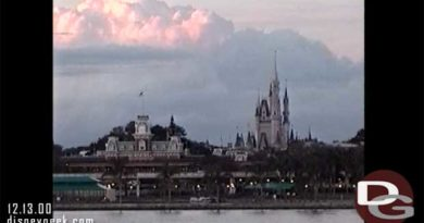 Magic Kingdom Ferry Boat - December 2000