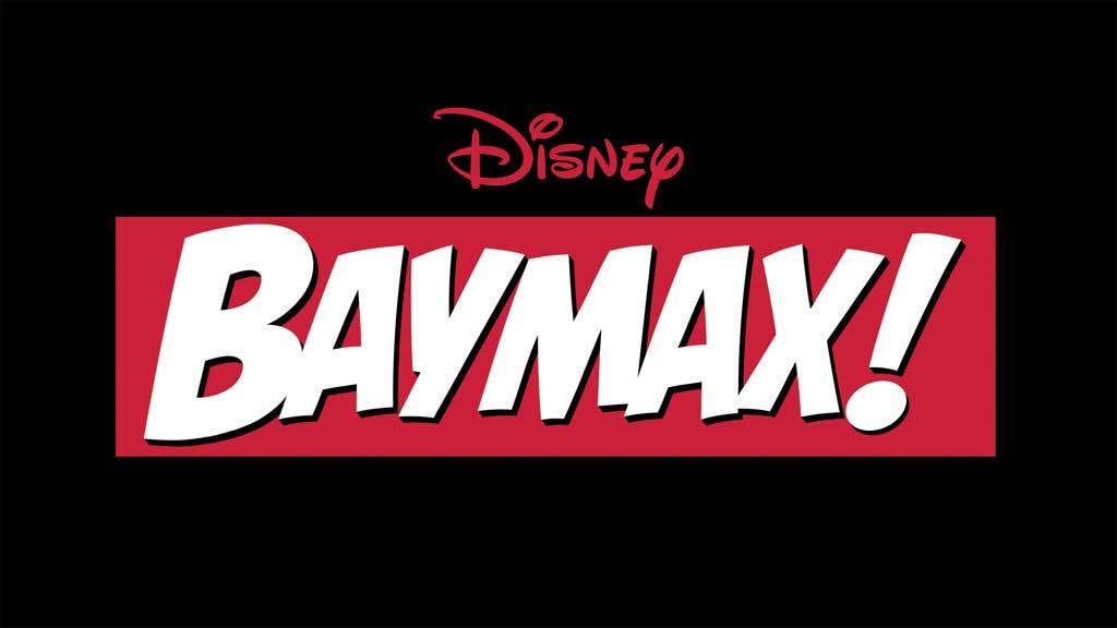2020 Investors Day - Baymax! Logo