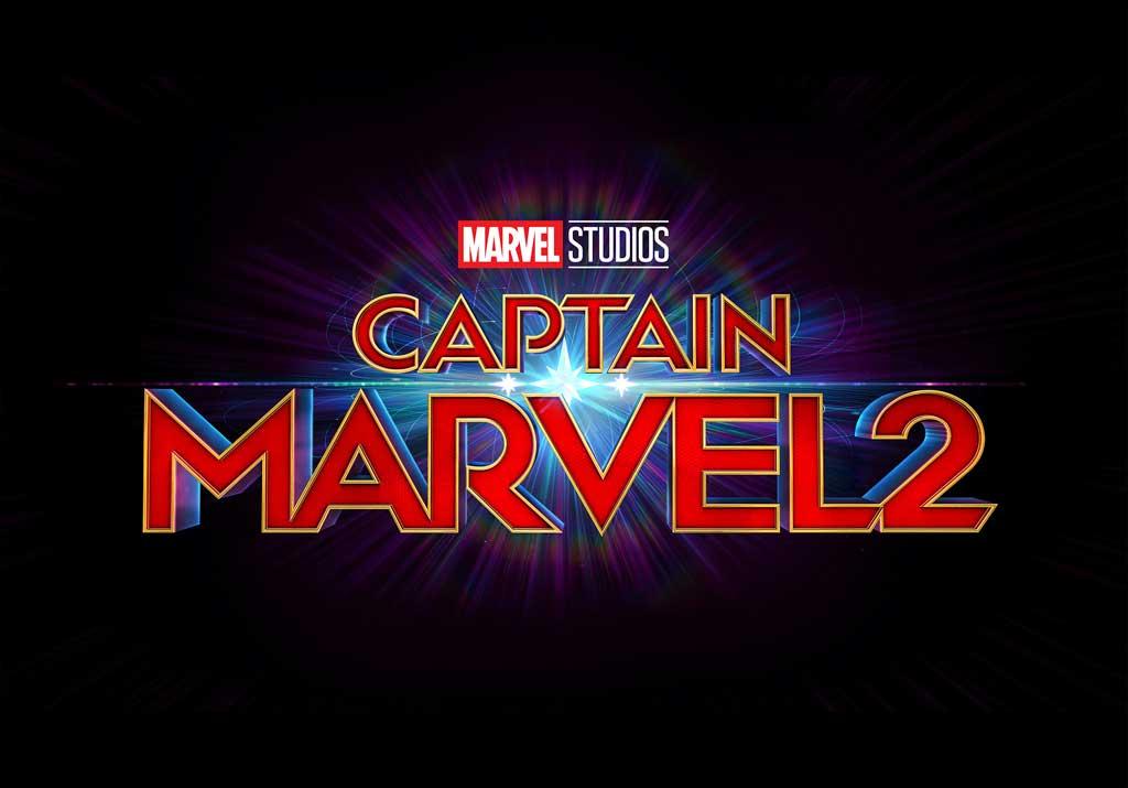 2020 Investors Day - Captain Marvel 2 Logo