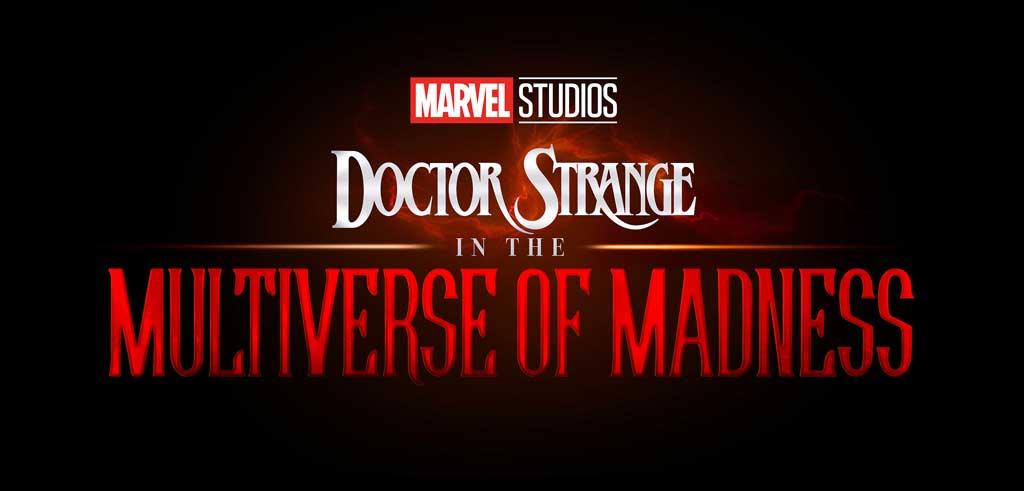 2020 Investors Day - Doctor Strange in the Multivese of Madness Logo