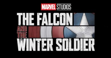 2020 Investors Day - The Falcon and the Winter Soldier Logo