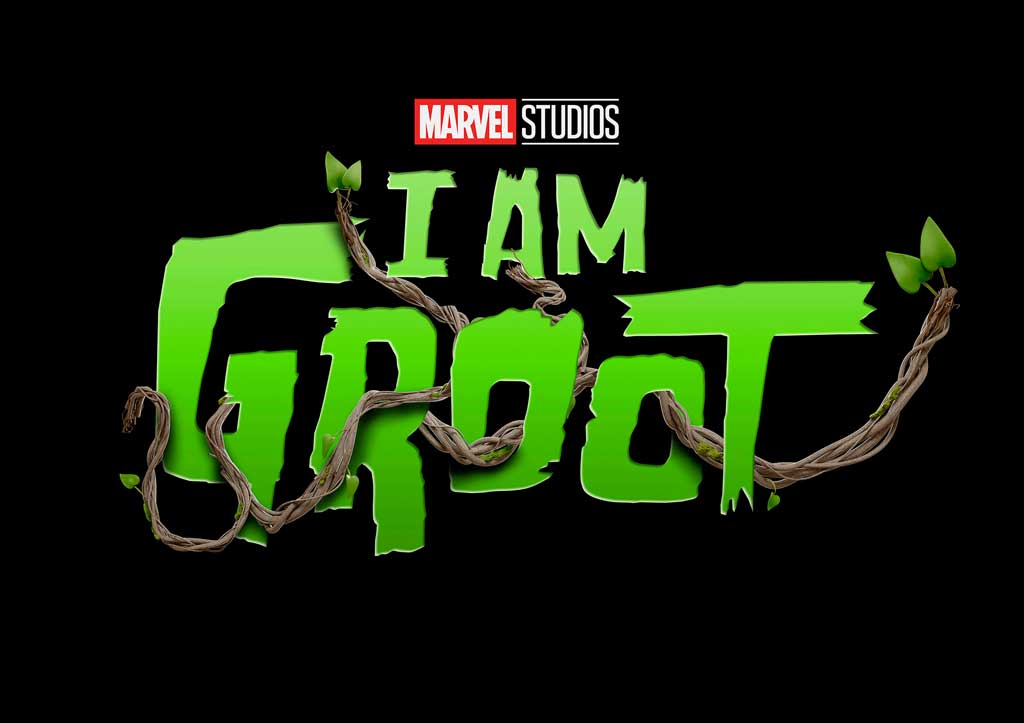 2020 Investors Day - I am Groot Logo