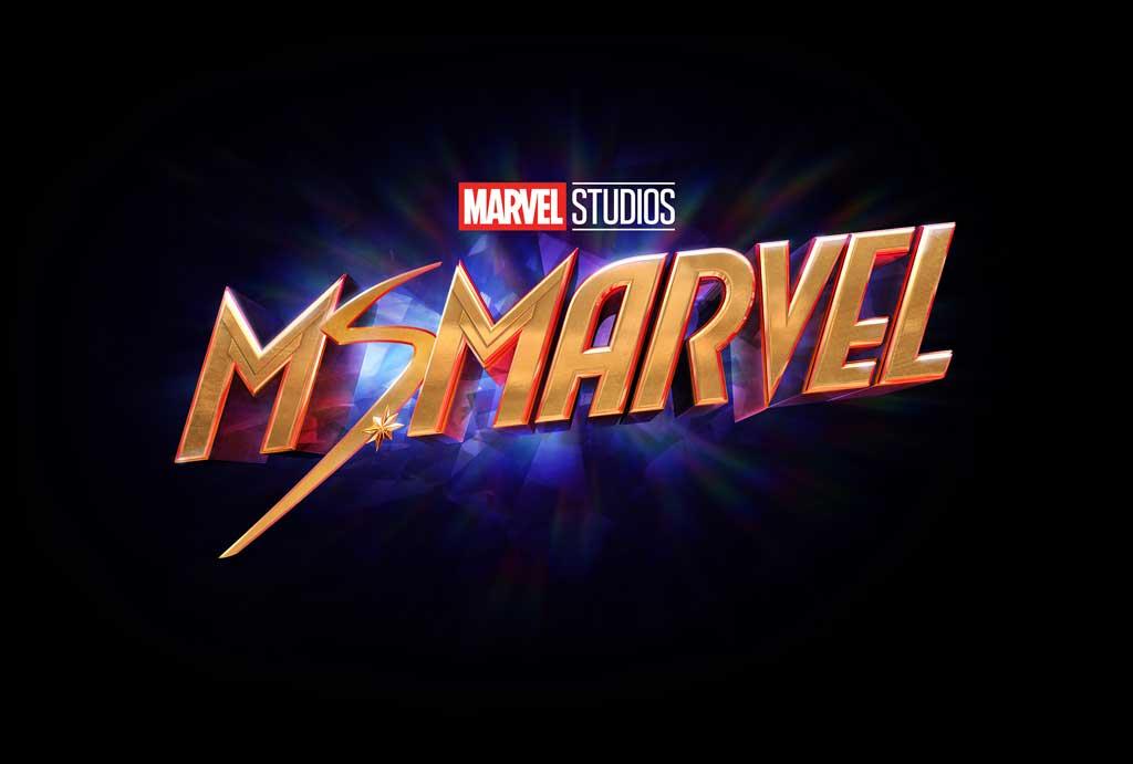 2020 Investors Day - Ms Marvel Logo