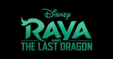2020 Investors Day - Disney Raya and the Last Dragon Logo