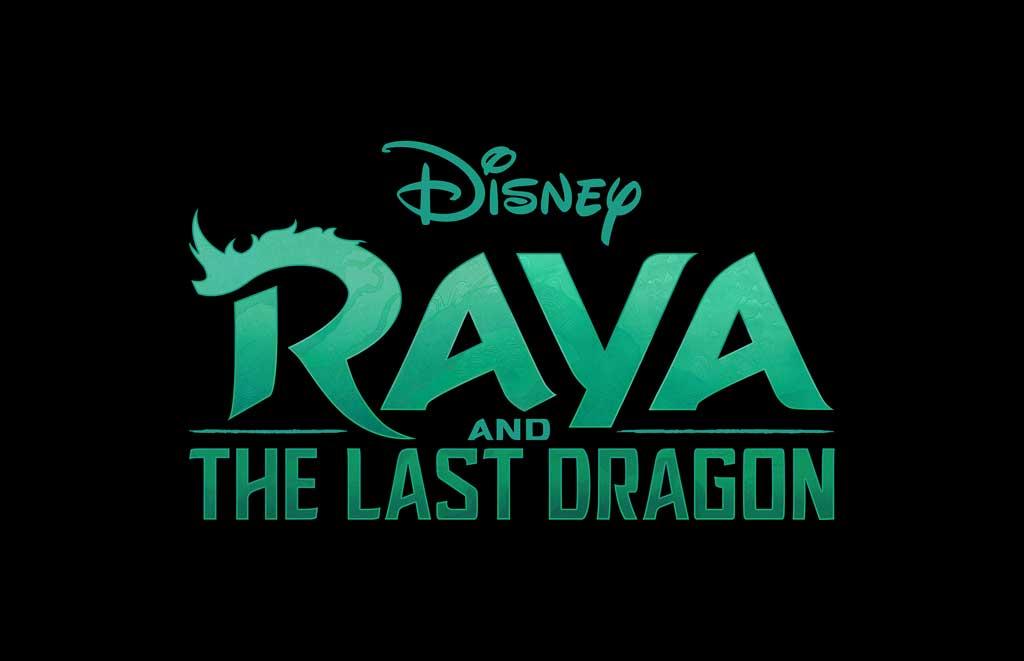 2020 Investors Day - Disney Raya and the Last Dragon Logo
