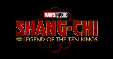 2020 Investors Day - Shang-Chi and the Legend of the Ten Rings Logo
