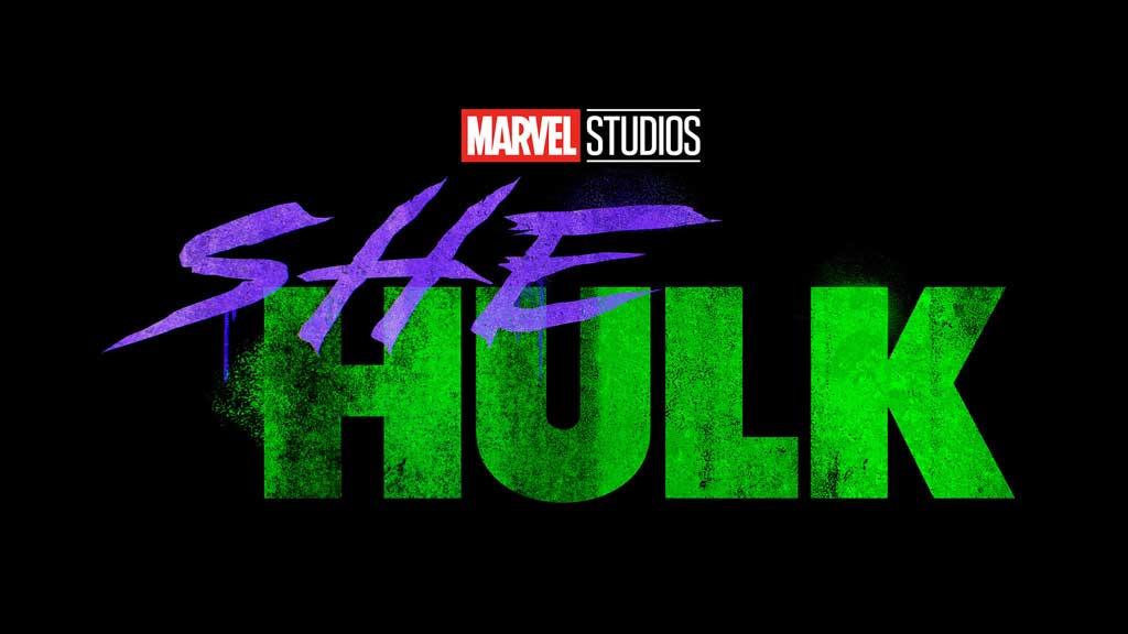 2020 Investors Day - She Hulk Logo