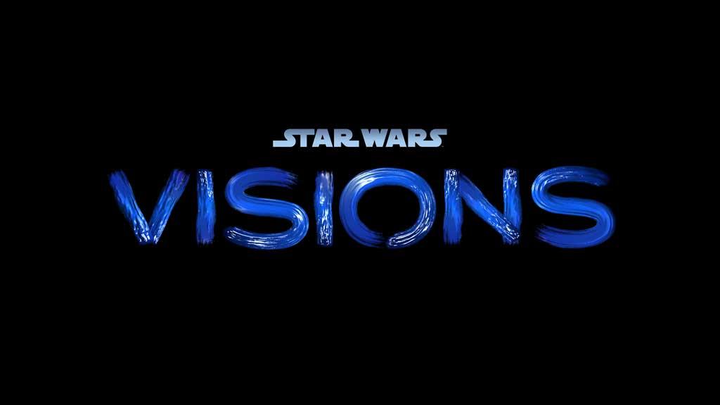 2020 Investors Day - Star Wars Visions Logo