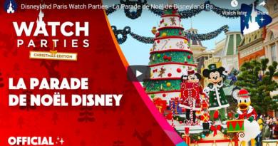 Disneyland Paris Watch Party