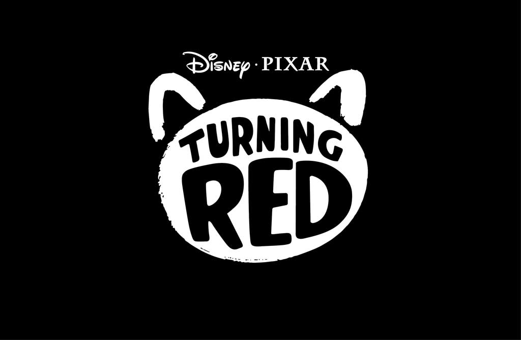 2020 Investors Day - Disney Pixar Turning Red - Logo