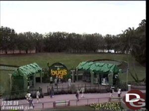 1998 - Walt Disney World Monorail - A Bug's Life