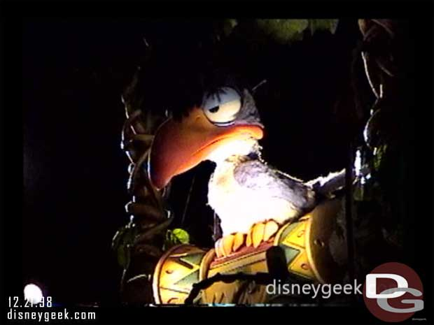 The Enchanted Tiki Room Under New Management