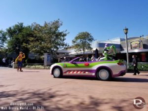 Pixxar Cavalcade @ Disney's Hollywood Studios - Walt Disney World