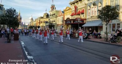 Magic Kingdom - Main Street Philharmonic