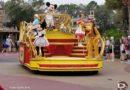Mickey and Friends Cavalcade @ Magic Kingdom