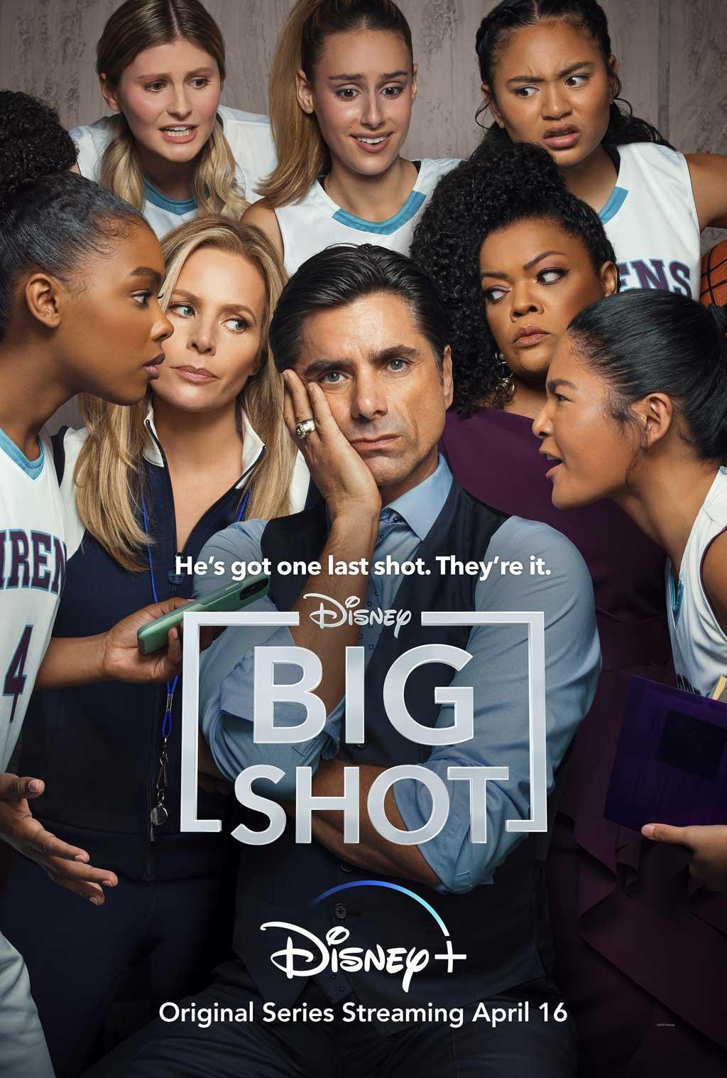 Disney+ Big Shot