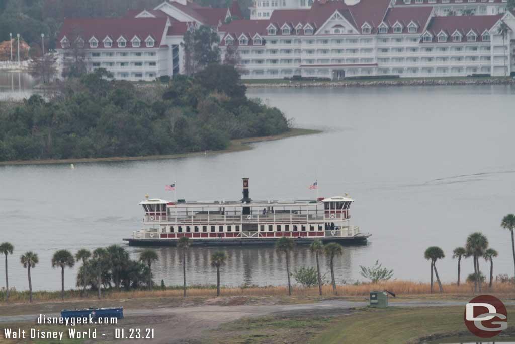 Bay Lake Tower Viewing Terrace