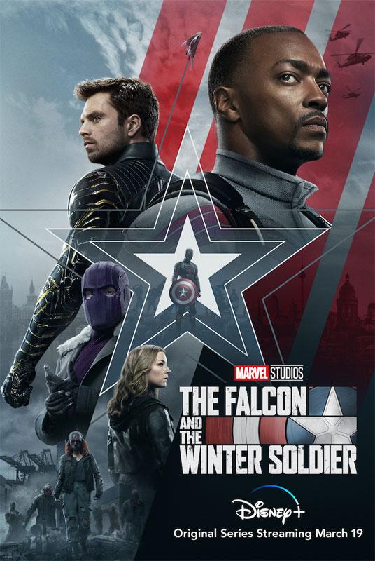 Falcon and th Winter Soldier