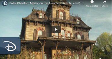 Phantom Manor Video