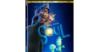 Disney Pixar Soul - Home Video