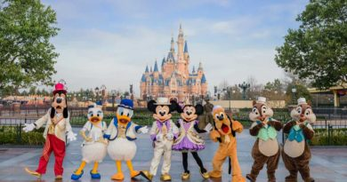 Shanghai Disney Resort's 5th Birthday Celebration