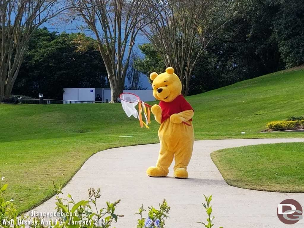 EPCOT - Winnie the Pooh