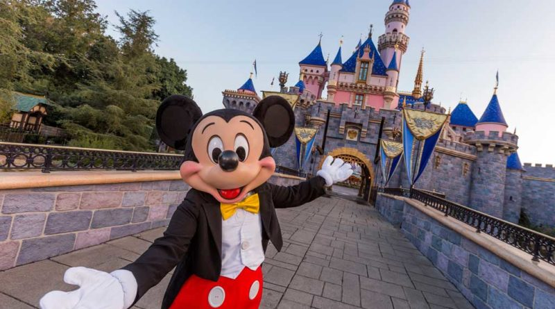 Disneyland Resort Reopening April 30th