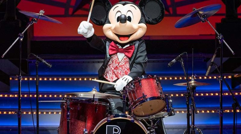 Big Band Beat: A Special Treat (Concept image) © Disney