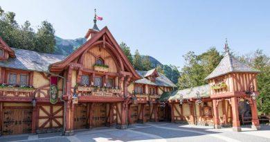 Fantasyland Forest Theatre (Concept image) © Disney