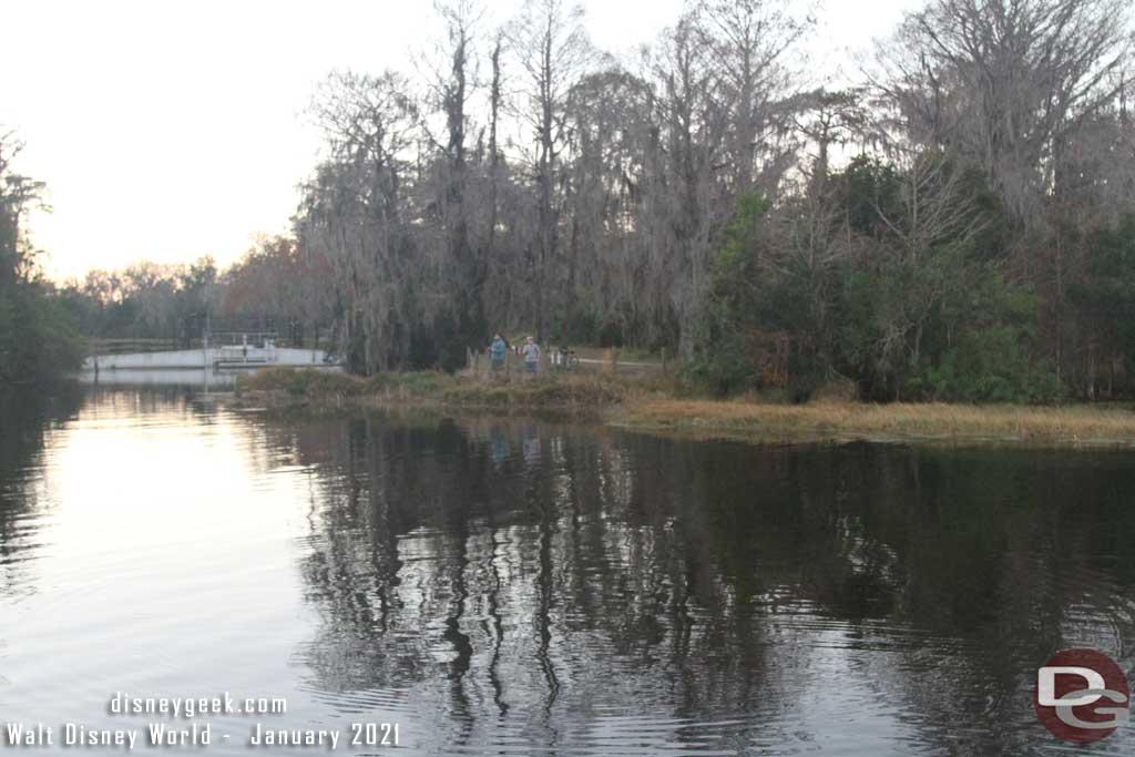 Walt Disney World - Fishing Excursion