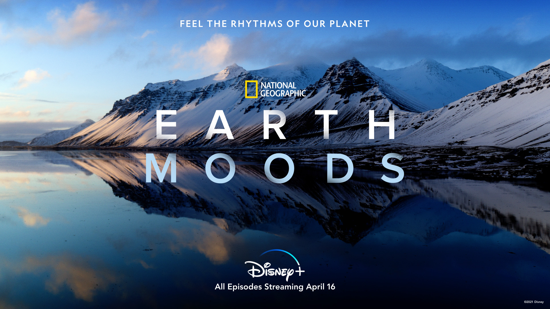 earth moods from national geographic coming to disney