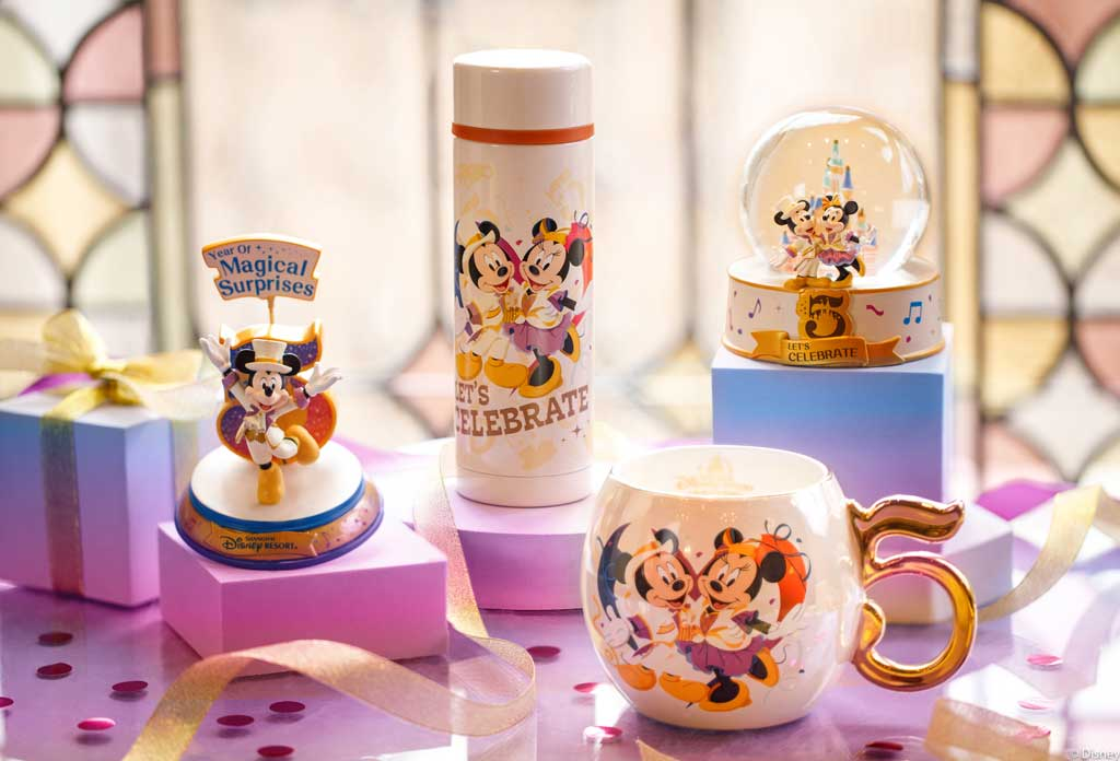 Guests can take home a touch of magic with exclusive new merchandise, including a range of exciting limited-edition items