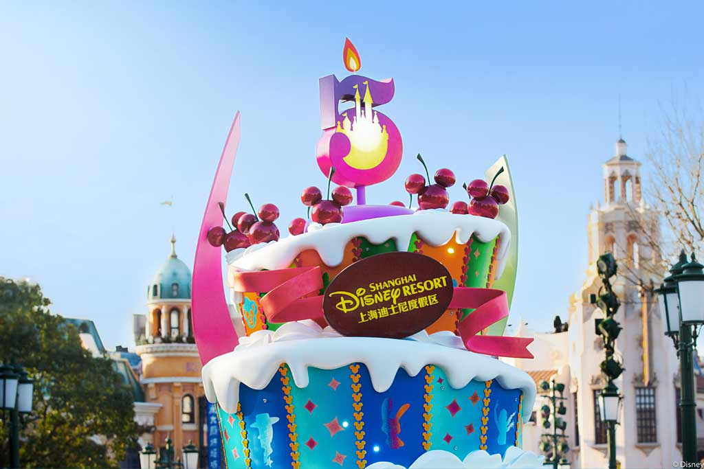Mickey's Storybook Express will be preceded by a 5th Birthday pre-parade, featuring an all-new three-layer birthday cake float